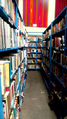 Book shop!