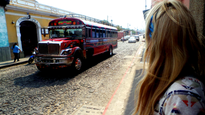 Chicken Bus!