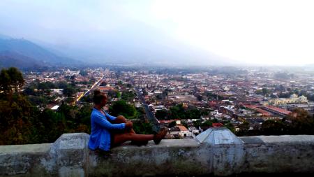 View Point: Cerro De La Cruz