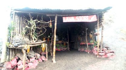 Lava Shop! Just an average shop...