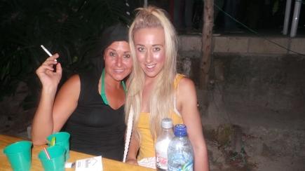 Me and Alisha